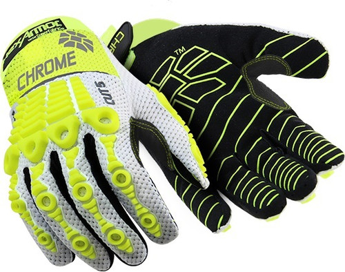 HexArmor 4030 Chrome Oasis Hi-Vis HexVent Heavy Duty Gloves. Shop now!