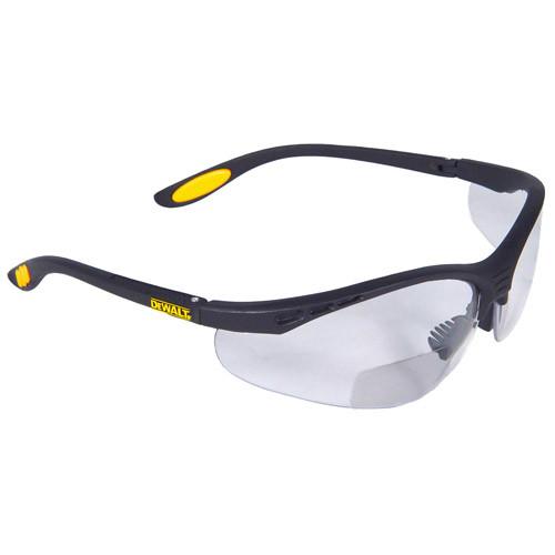 DeWalt DPG59 Reinforcer RX Safety Glasses available in Clear Lens. Shop now!