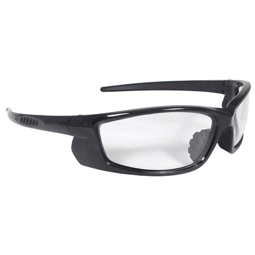 Radians Voltage Safety Eyewear (Clear Lens, Black Frame). Shop now!