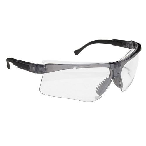 Radians Nitrogen Safety Eyewear (Clear Lens - Gray Frame). Shop now!