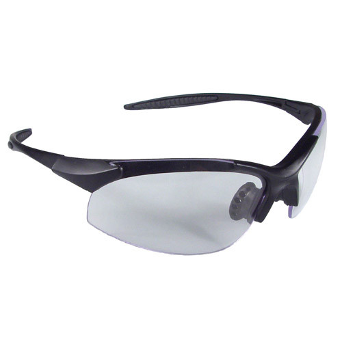 Radians Rad-Infinity Safety Eyewear (Clear Lens, Black Frame). Shop now!