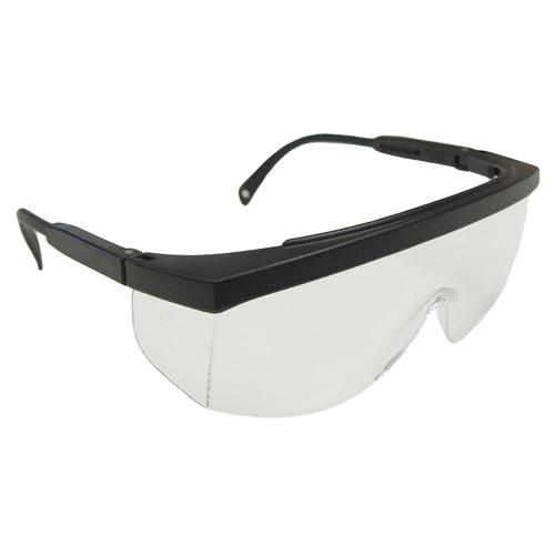 Radians Galaxy Safety Eyewear (Clear Lens, Black Frame). Shop now!