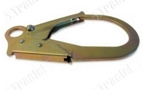 Tractel 2.25 in. Forged Steel Self locking Snap Hook. Shop now!