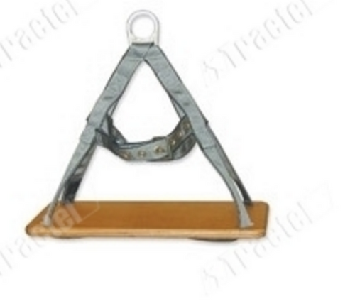 Tractel Bosun's Chair w/ 1 3/4 Inch Webbing Supports and belt. Shop now!