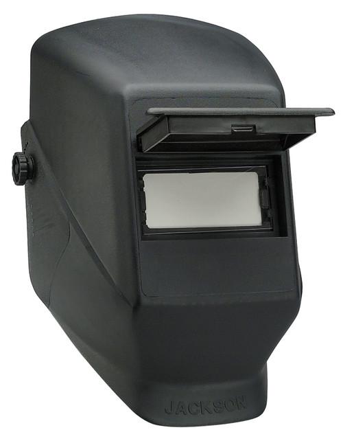 Jackson Safety W10 HSL 2 Lift Front Passive Welding Helmet Black 14982
