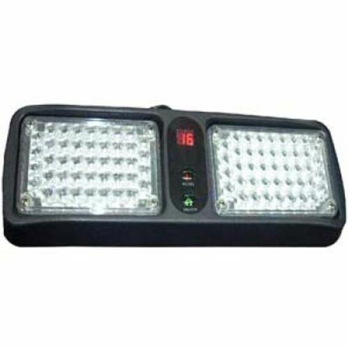 Roadside Safety Visor Light with LED Panels