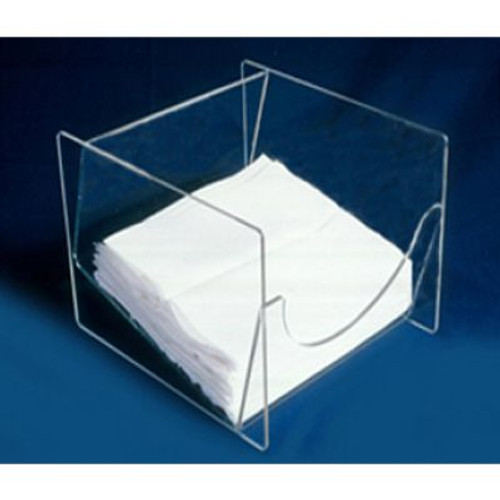 AK-105 Countertop Wipe Holder available in Clear and White, with or without Lid. Shop Now!