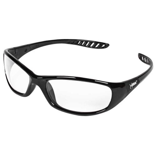 Clear Lens, Black Frame. Shop Now!