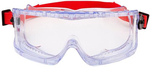Honeywell 11250800 V-Maxx Goggle Closed Vent Elastic Headband Clear. Shop Now!