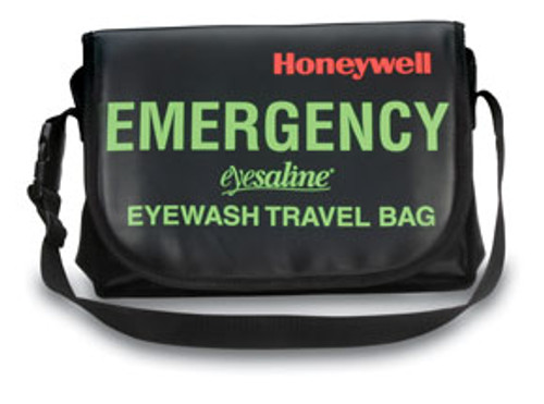 Fendall Saline Personal Stylish Travel Bag with Saline Bottles. Shop Now!