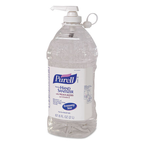 Gojo 9652-12 PURELL Instant Hand Sanitizer 8 Oz
