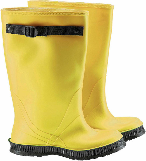 Onguard 88050 Men's Slicker 17 Inch Yellow Overboot with Strap. Shop now!