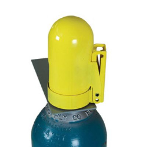 Accuform KDD486 Coarse Thread High Pressure Gas Cylinder Lockout Cap. Shop now!