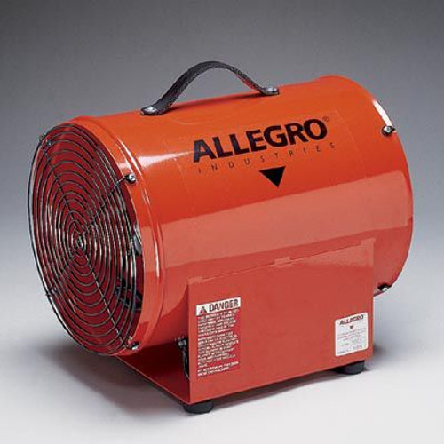 Allegro 9509-50E 12 Inch 220V/50Hz High Output Axial Blower. Shop now!