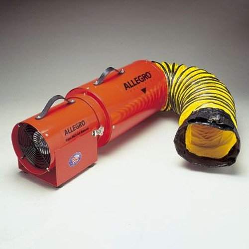"""Allegro 9534-25 8"""" AC COM-PAX-IAL Blower w/ 25' Duct Canister. Shop now!"""