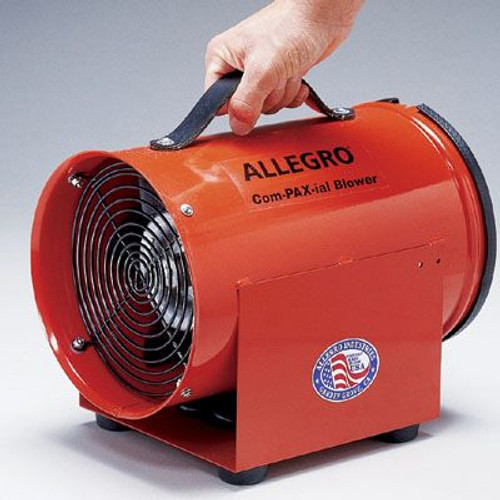 Allegro 9537-25 DC COM-PAX-IAL Blower with 25ft Duct Canister. Shop now!