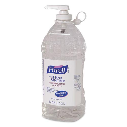 Gojo 9625-04 PURELL Instant Hand Sanitizer 2 Liters