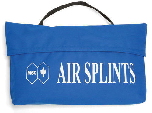 Junkin Safety JSA-18-10 Vinyl Carrying Case for Inflatable Air Splints. Shop Now!