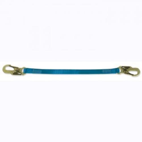 Tractel C696Z High Abrasion Web Lanyard w/ Self Locking Snap Hook Both Ends . Shop now!