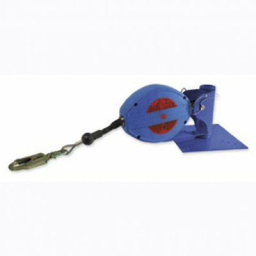 Tractel N620/5 Screw Down Roof Anchor with 50 FT Blocfor Lifeline. Shop now!