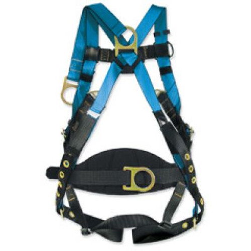 Tractel FFFL/W Derrick Harness with Frontal D-Rings. Shop now!