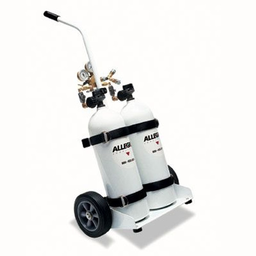 Allegro 9885-01 Low Pressure Air Cart With two 30-minute Cylinders. Shop now!