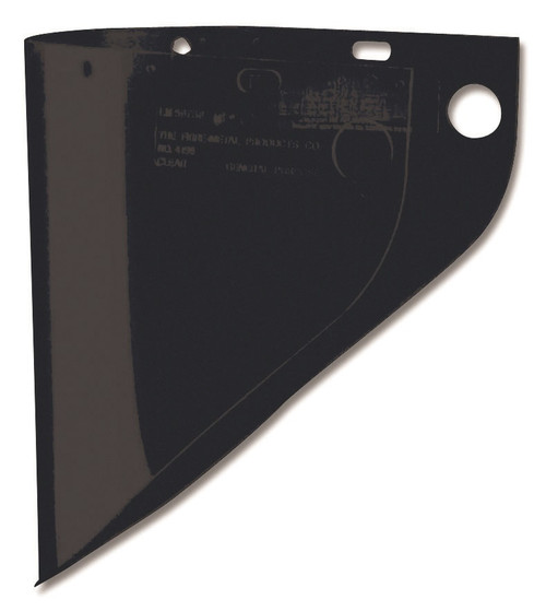 Fibre Metal 4199IRUV5 Faceshield Window Extended View IRUV Shade 5. Shop now!