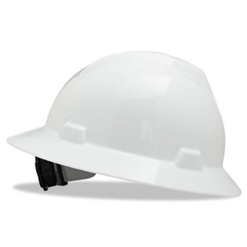 MSA 475369 Fastrac V-Gard Full Brim Hard Hats. Shop now!