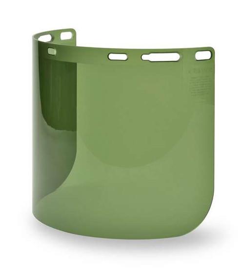 Elvex FS-15LG Green Molded Lexan Face Shield. Shop Now!