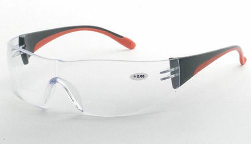Fuse Reader 1765C Bifocal Safety Glasses