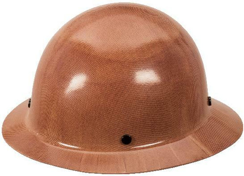 Buy MSA Skullgard Full Brim Safety HardHat (Natural Tan).