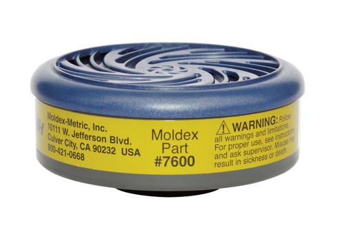 Moldex 7600 Multi Gas Vapor Smart Cartridges. Shop now!
