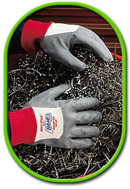 Showa Original Nitri-Flex Nitrile Coated Gloves
