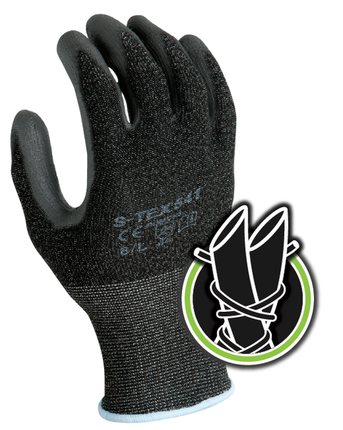 Showa S-Tex 541 Cut Resistant Gloves. Shop Now!