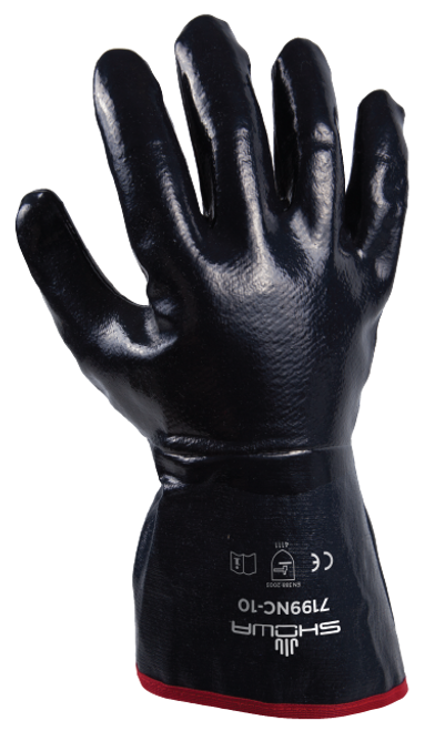 Showa 7199NC-10 Nitri-Pro Fully Coated General Purpose Gloves. Shop Now!