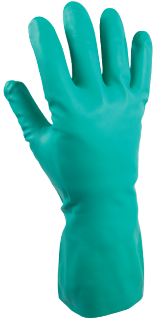 Showa NM11 Nitri Master Chemical Resistant Nitrile Gloves. Shop Now!