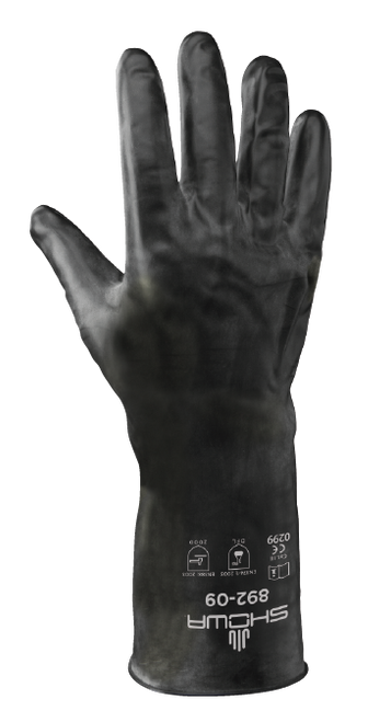 Showa Viton 2 Chemical Resistant Gloves. Shop Now!