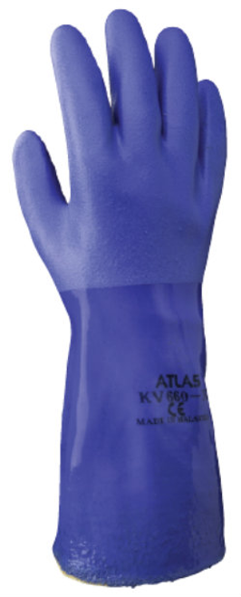 Showa Atlas PVC Fully Coated Cut Resistant Gloves. Shop Now!