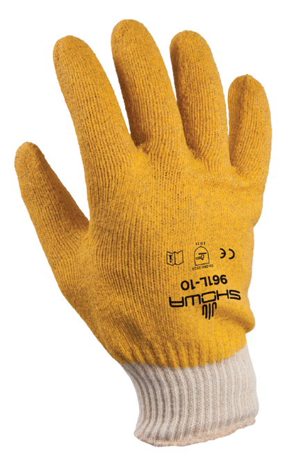 Showa 961 KPG PVC Coated General Purpose Gloves. Shop Now!