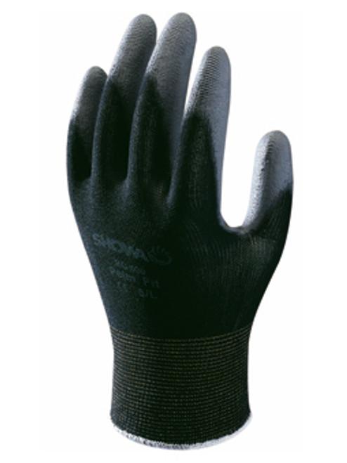 Showa BO500B Black Palm Fit Coated Gloves