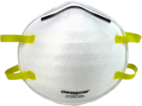 Gerson 1750 N99 Particulate Respirator with Gerson Category Number 081750. Shop now!