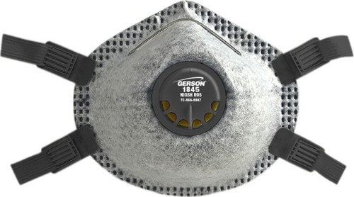 Gerson 1845 R95 Particulate Respirator with Valve and Gasket with Gerson Category Number 081845. Shop now!