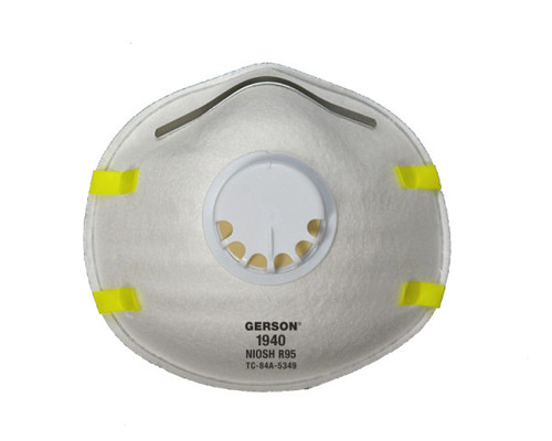 Gerson 1940 R95 Particulate Respirator w/ OV-AG Nuisance Relief with Gerson Category Number 081940. Shop now!