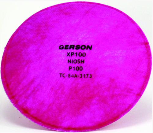 Gerson XP100 P100 Pancake Disc Gerson Category Number 08XP100. Shop now!
