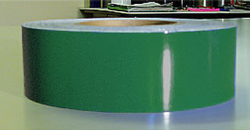 INCOM Engineer-Grade Green Reflective Tape