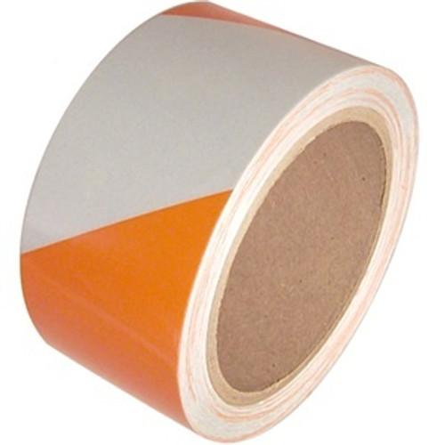 INCOM Orange/White Engineer-Grade Reflective Tape