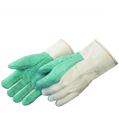 Hot Mill Glove Gauntlet Cuff Premium 30 oz. Green. Shop Now!