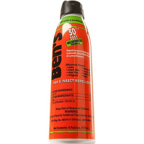 BEN'S 0006-7178 30 Tick & Insect Repellent 6 OZ ECO-Spray. Shop now!