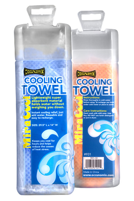 Buy Miracool Cooling Towel today and SAVE!