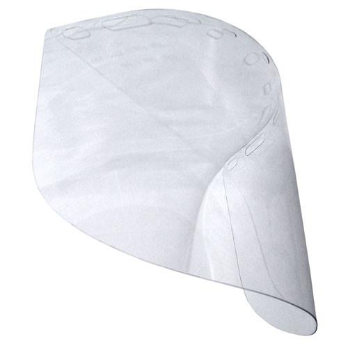 Radians V40815-C .040 x 8 x 15 1/2 Clear PC Face Shields. Shop now!